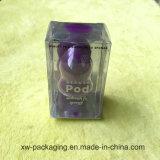 Transparante Plastic Doos voor de kosmetische Verpakking van de Blaar