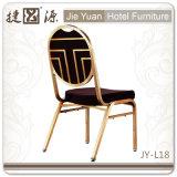 Hotel-Gaststätte, die Stühle mit rückseitigem Metallentwurf (JY-L18, speist)