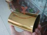 304, 316 Stainlesss ovales Stahlgefäß mit Golden-Überzogen