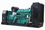 тепловозный генератор 688kVA с двигателем человека