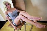 148cm grosse Brust-spät hochwertige lebensechte Silikon TPE-Geschlechts-Puppe-Größengleichliebes-Puppe