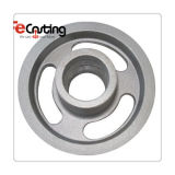 Custom fundición fina de acero con piezas de mecanizado CNC