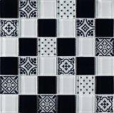 Стеклянная плитка мозаики для предпосылки кухни