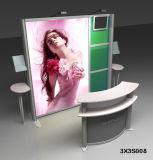 présentoir modulaire portatif en aluminium de cabine de l'étalage 3X3 pour l'exposition