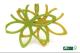 Blumen-Form scharte täglich sich Samt-Aufhängung