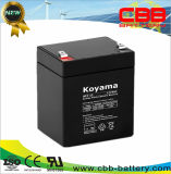 12V4ah- batterie d'acide de plomb d'AGM (NP4-12)