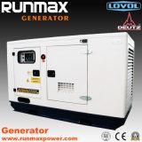 20kVA-375kVA super Stille Ricardo Power Electric Diesel Generator/Genset (RM80R2)