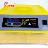 Cer genehmigt (EW-48) 48 Ei-automatischen Huhn-Ei-Inkubator anhalten