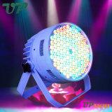 La lumière de PARITÉ de l'éclairage LED 120PCS 3W DEL de lavage la plus neuve
