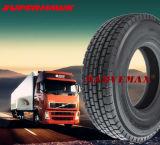 Superhawk Hochleistungslkw-Reifen 1200r20 12r22.5 des bergbau-TBR