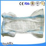 中国のVenezvelaのための使い捨て可能な綿の赤ん坊のおむつ