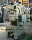 이탈리아 Ompi를 가진 펀치 기계 45ton는 클러치, 대만 델타 Frequen 의 Showa 유압 하중 초과 프로텍터를 말린다