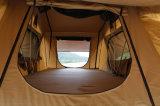Tienda suave plegable al aire libre de la tapa de la azotea del shell que acampa