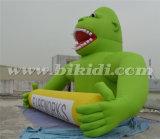 20 pies de gorila inflable al aire libre inflable para el anuncio K2081