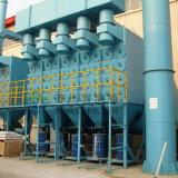 Sistema do coletor de poeira do cimento da planta de Forst