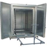 Elektrostatische Puder-Beschichtung, die Ofen-System aushärtet