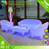 플라스틱 LED 사건 Furnitures/LED 바 Counter/LED 가구