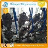 Máquina de engarrafamento da produção do champô líquido automático