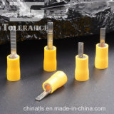 제조 업체 절연 압착 PVC 구리 블레이드 압착 단자 (DBV)