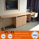 Mobília de madeira contínua do gabinete da tevê da tabela do carrinho da tevê