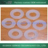 Rondelle en caoutchouc anti-calorique personnalisée de silicones d'OEM