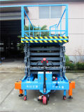 500kg 9m idraulici Scissor l'elevatore (SJZ0.5-9)