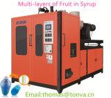 Multi-Schichten Blasformen-Maschine für Frucht in der Sirup-Flasche