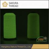 Sakura Oeko-Tex100 1 종류 폴리에스테 빛난 스레드 1000 미터