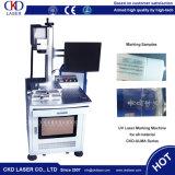 UV гравировальный станок лазера для всех видов материальных