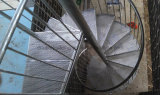 Escalera Espiral de Espacio Pequeño