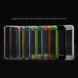 Полн-Загерметизированные прозрачные мягкие TPU делают водостотьким и пылезащитный защитный случай телефона
