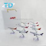 Vestito del gruppo 8-Piece di Hna dei modelli dei velivoli del metallo