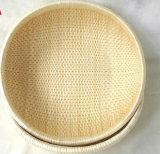 Cesta tejida a mano promocional del sauce de la venta al por mayor hecha a mano decorativa del envase (BC-ST1244)