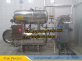 Kleinsterilisator-Retorte für Schweinefleisch und Bohnen im Vakuumretorte-Beutel