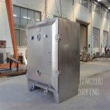 Máquina de secagem de estática quadrada de baixa temperatura do vácuo de Fzg