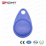 100PCS/Bag 13.56MHz ISO14443A Slimme RFID Keyfobs