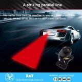 Indicatore luminoso di nebbia anticollisione dell'indicatore luminoso d'avvertimento del laser dell'automobile di alta qualità dell'indicatore luminoso d'avvertimento del laser di nuovo arrivo