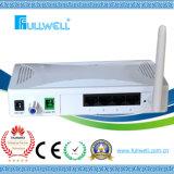 직접 Gpon Ont 4개의 X Fe는 Huawei Olt를 연결한다