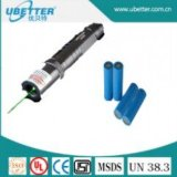 Batterie au lithium du taux élevé 3.7V 2350mAh pour la cellule de batterie Li-ion de ventilateur électrique