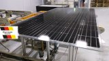 Качество панели солнечных батарей 340W Ae Glass-Glass Mono немецкое