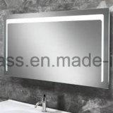 Elektrische de Aangestoken LEIDENE Frameless van het hotel Spiegel van de Badkamers