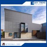 건축 산업 3개 층 강철 구조물