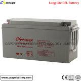 Orange rote Farben-tiefe Schleife-Gel-Batterie Cspower 100ah, 150ah, 200ah
