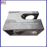 Manufaturar processando as peças de maquinaria de alumínio morre a carcaça