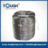 Corda usata sintetica degli argani dell'alberino della corda dell'argano della fibra di UHMWPE
