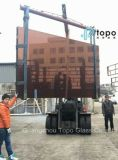 Tipos do vidro de folha do fabricante de vidro do Topo (T-TP)