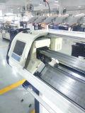단 하나 포가 단 하나 시스템 (AX-132SM)를 가진 스웨터를 위한 전산화된 평지 편물기 사용