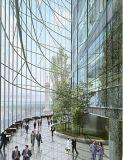 建物のカーテン・ウォールのための熱増強された緩和されたガラス強くされた