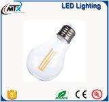 Art E26 4W der Luxon Weinlese-LED der Glühlampe-ST64 Edison wärmen weißen 2700k 4 SATZ S34