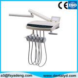 가벼운 붙박이 치과 의자를 치료하는 LED